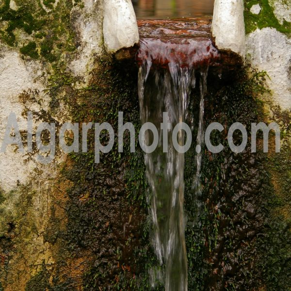 Algarve photography colour image Caldas de Monchique