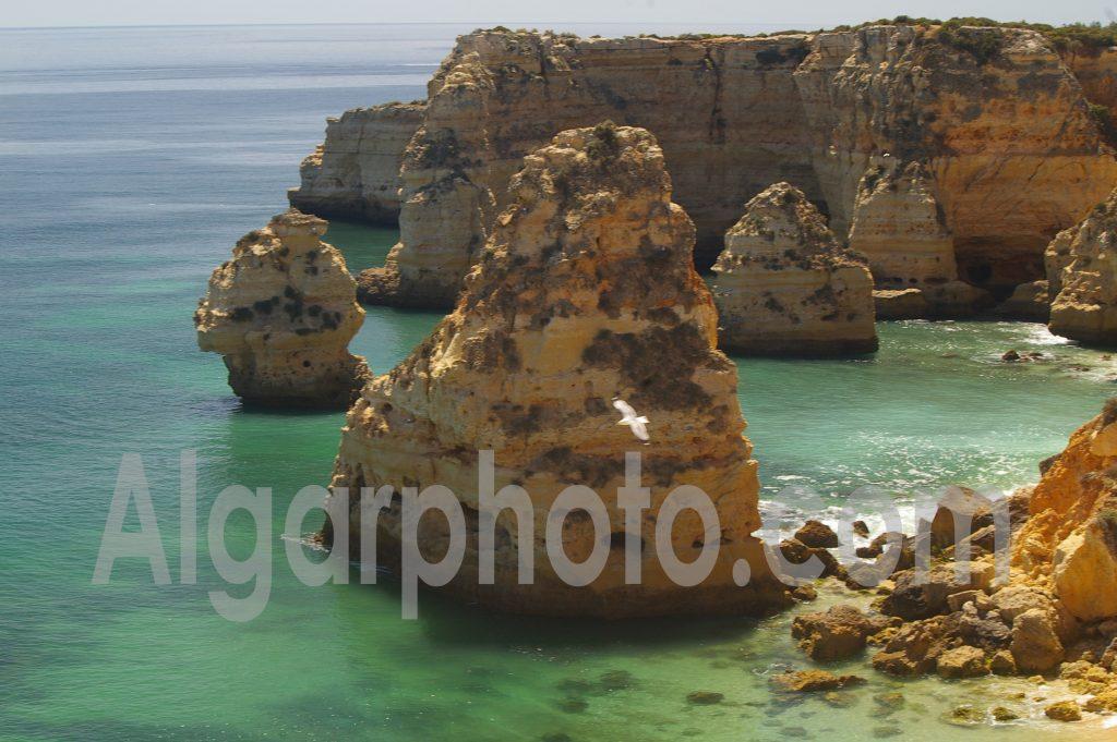 Algarve photography Praia do Marinha