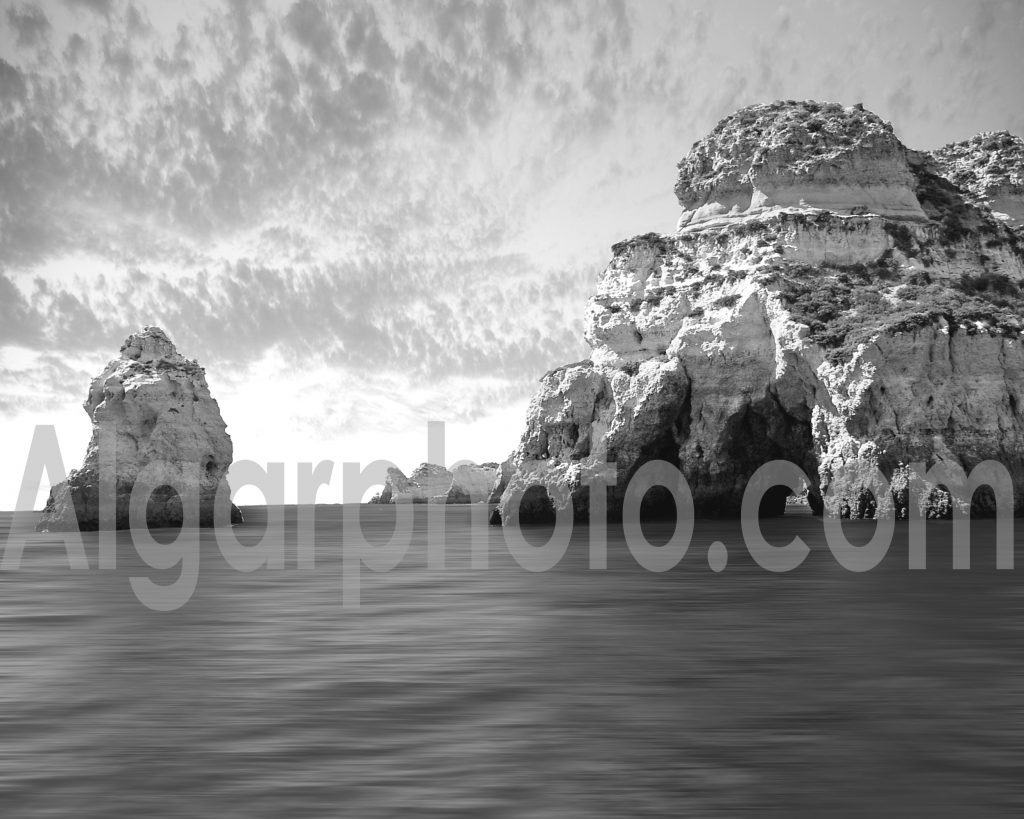 Algarve photography Seascape Praia do Vau