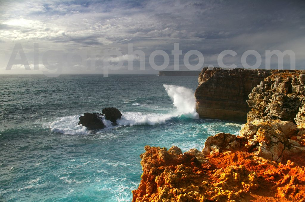 Algarve photography West Coast Waves 1