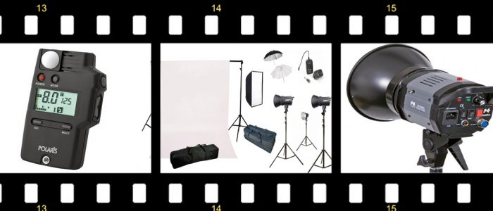 add a studio photography day to your photography course