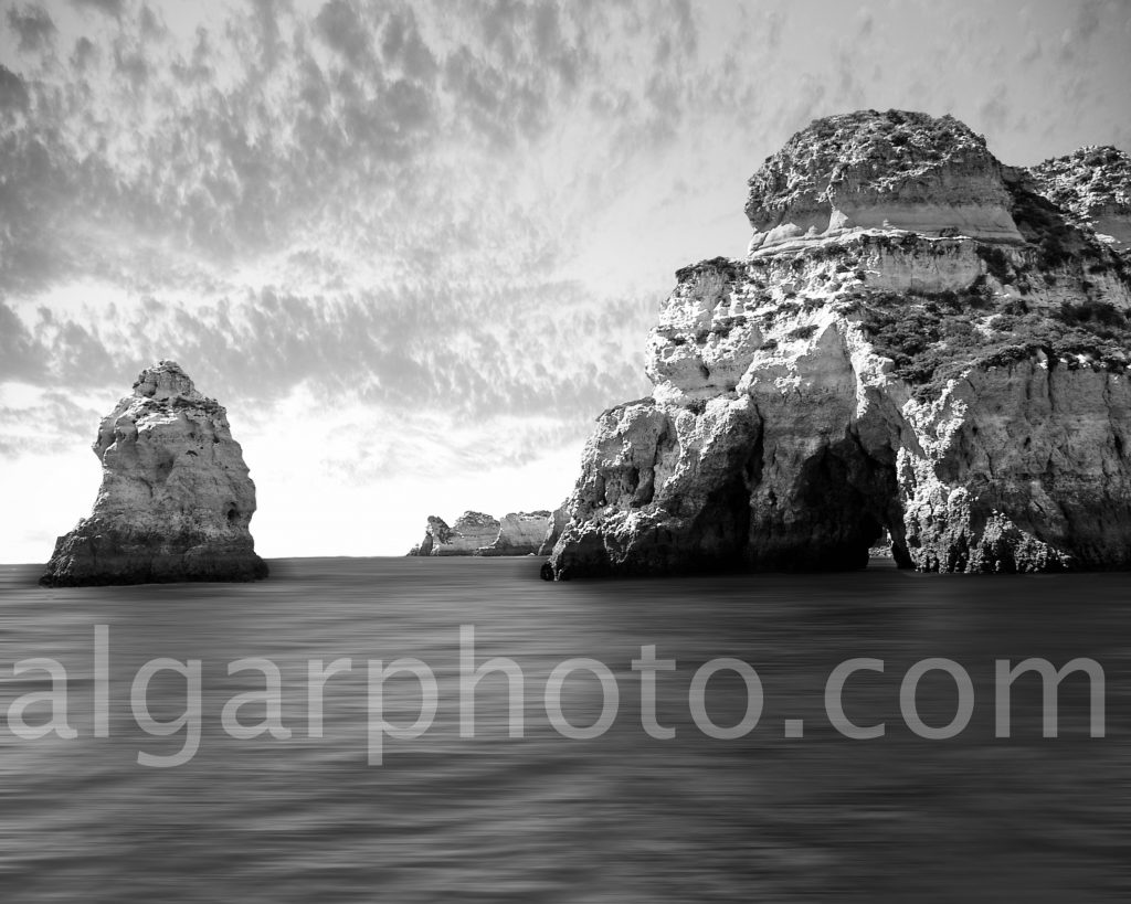 Algarve photography Seascape Barranco das Canas